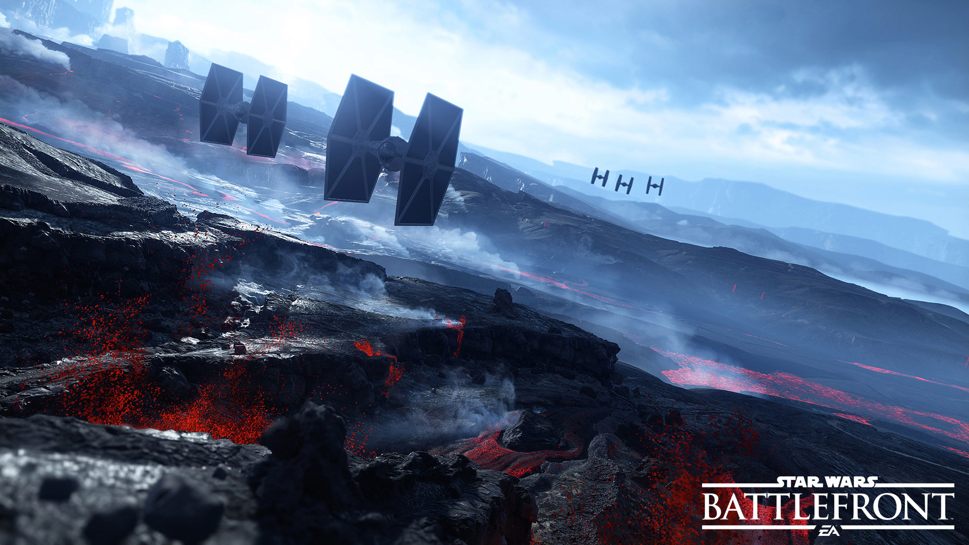Gamescom 2015 Fighter Squadron Gameplay From Star Wars Battlefront VG247
