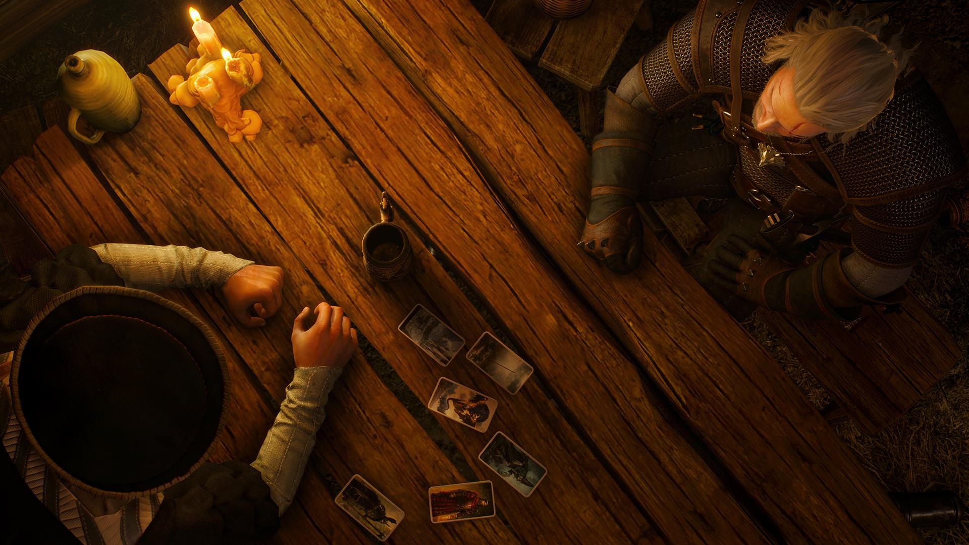 The Witcher 3 Blood And Wine Gwent To Everything Turn Turn Tournament VG247