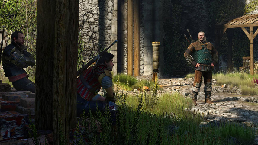 The Witcher 3 No Place Like Home  VG247