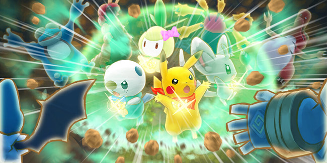 Pokmon Super Mystery Dungeon Trailer Will Make You Want
