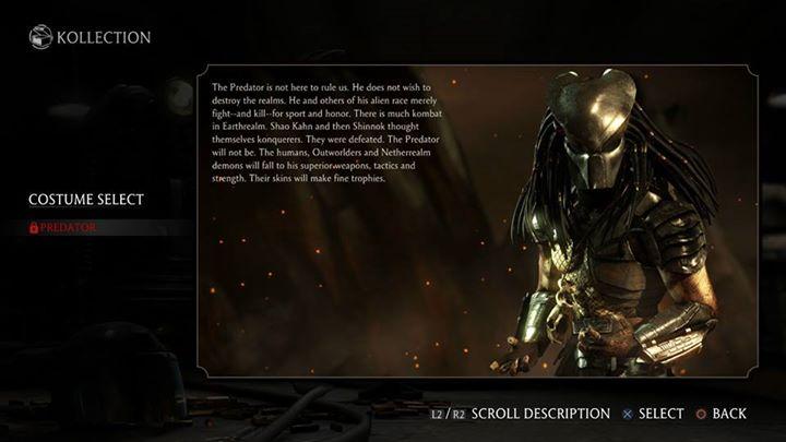 Mortal Kombat X Predator Skins New Secret Brutalities Revealed VG247