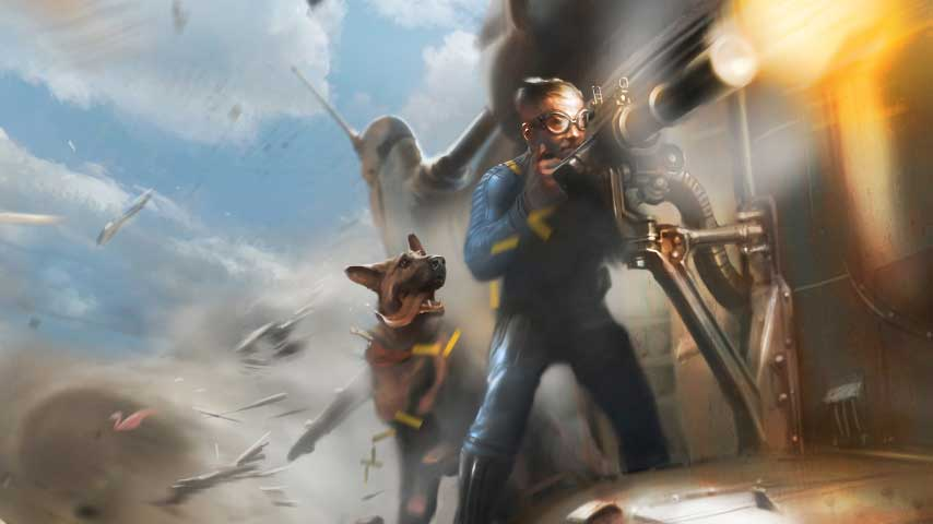 Pubg Awesome Wallpaper Fallout 4 Looks More And More Like A Recycled Fallout 3