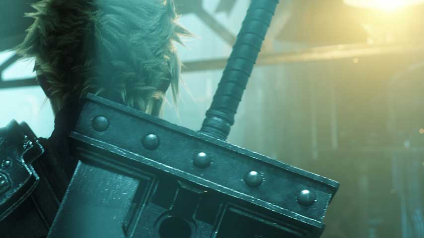 FF7 Remake We Dont Need Two Of The Same Thing Says Nomura VG247