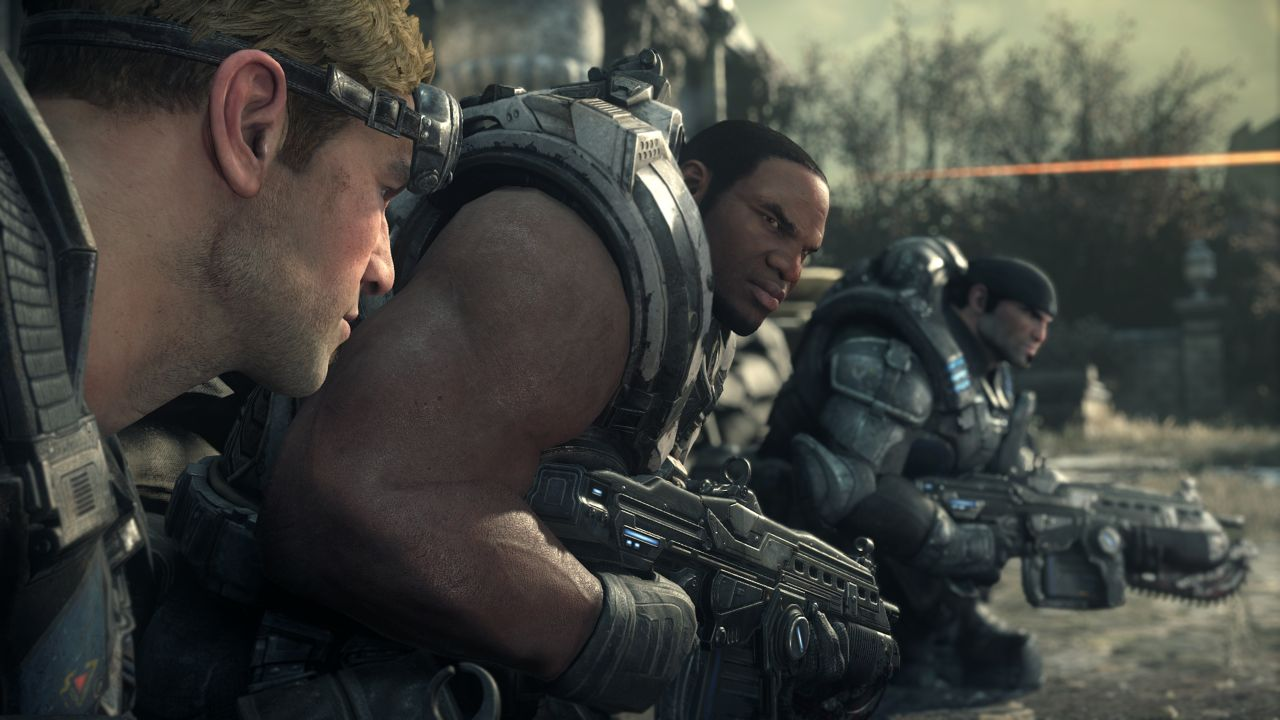 Watch Gears Of War Ultimate Edition Beta Gameplay VG247
