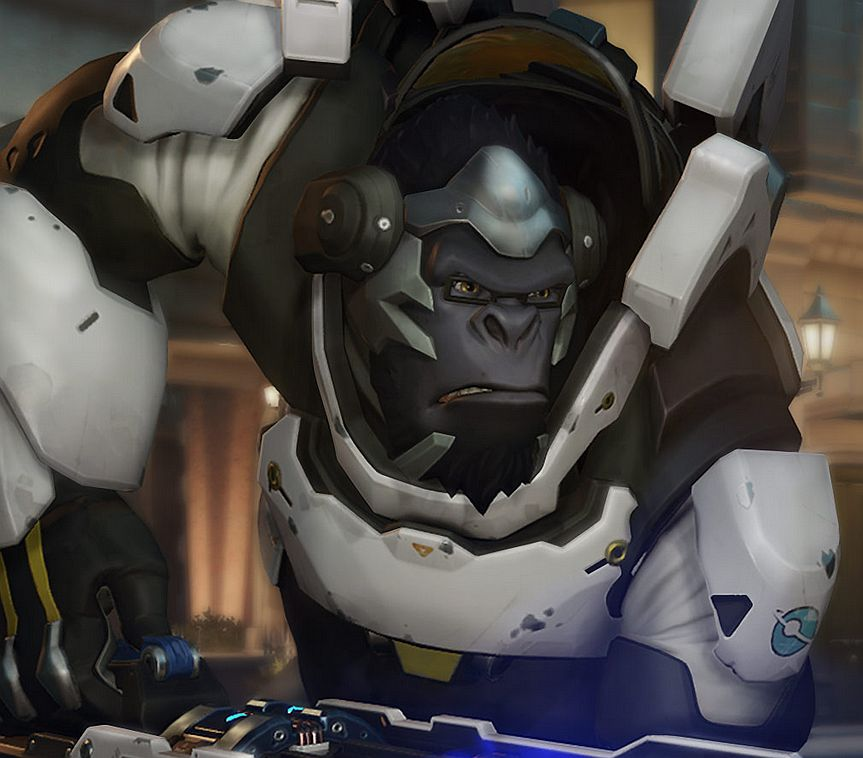 Latest Overwatch Videos Introduce You To Winston The