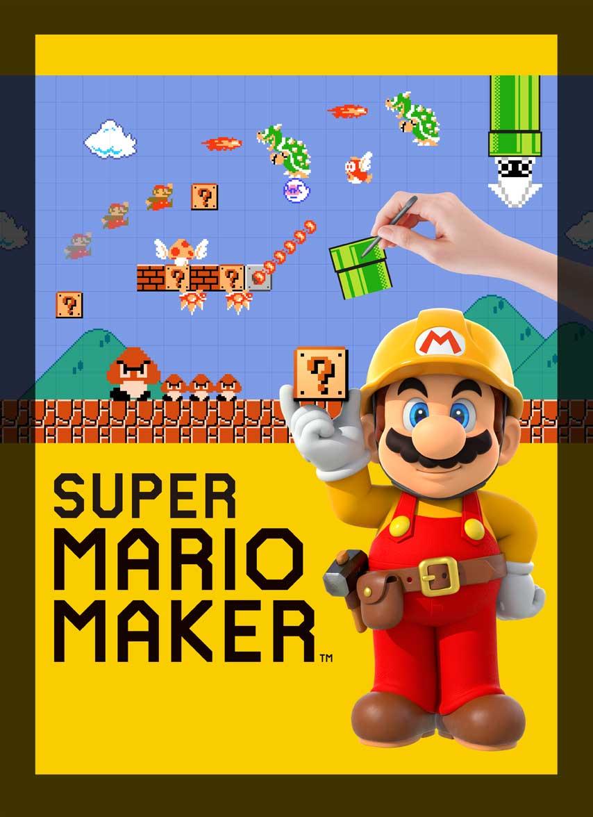 Super Mario Maker Gets New Items Course Bookmark Tool