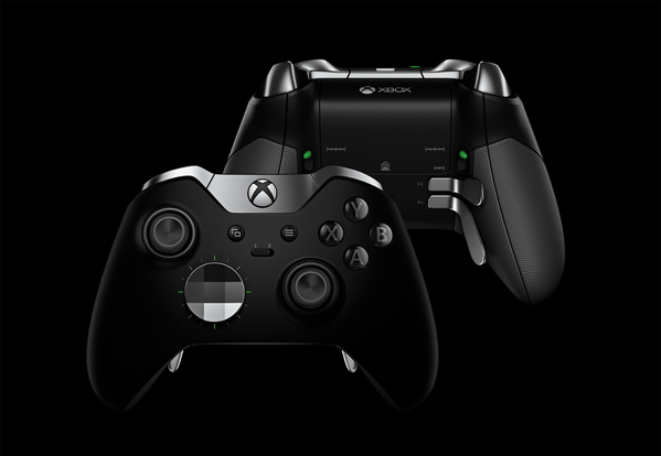 Xbox One Elite Controller Supplies Limited Through