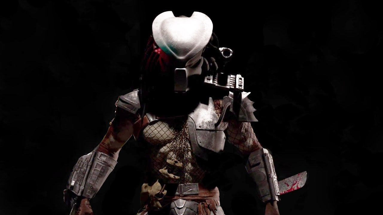 Acer Hd Wallpaper 1920x1080 Check Out Predator S Moves In The New Mortal Kombat X