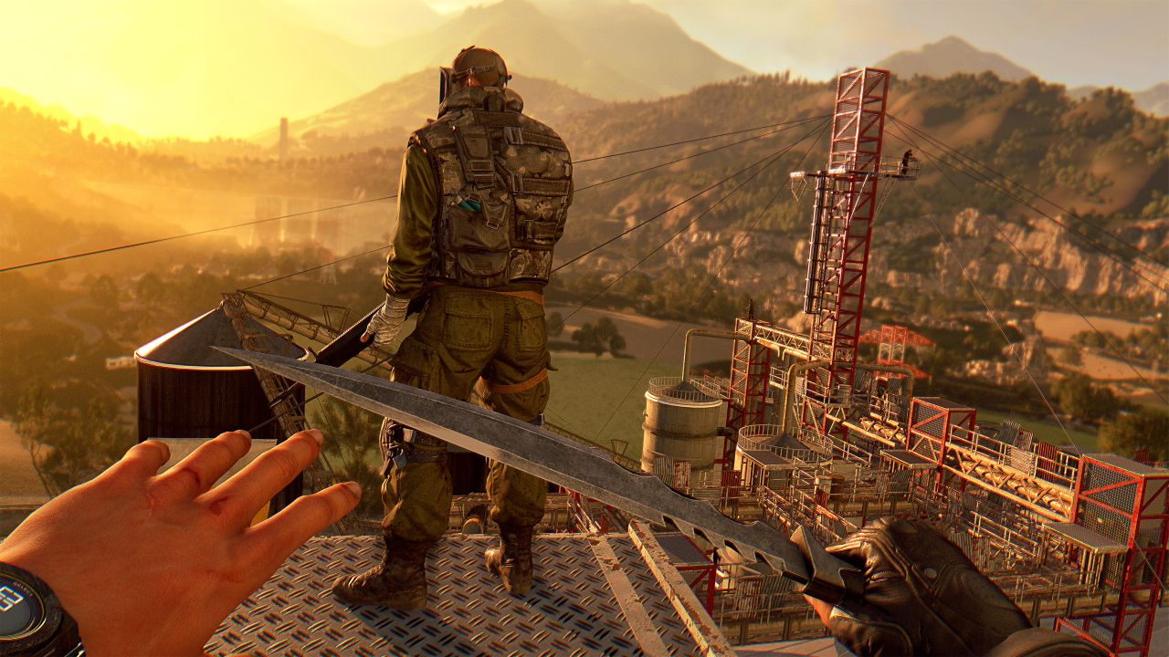 Release Dying Light
