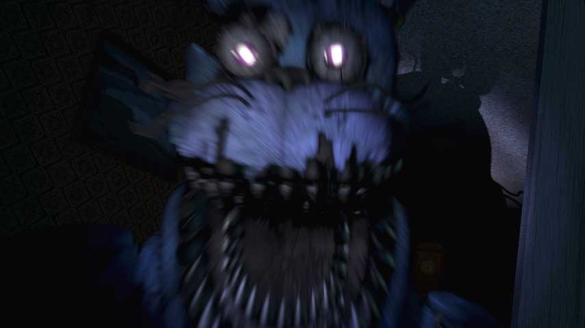Five Nights At Freddys 4 Release Pushed Forward To Uh Right Now VG247