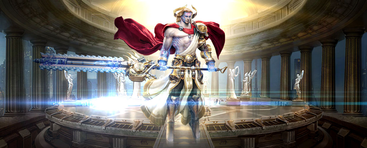 Skyforge We Have 1000 Gift Packs To Give Away VG247