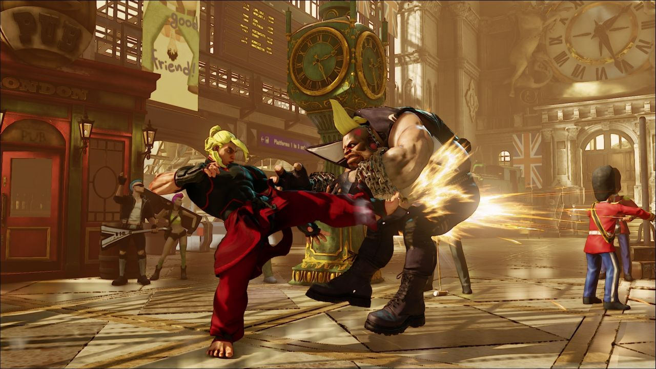 Nintnedo Fall Wallpapers Ken Masters Is Back For Street Fighter 5 But Not As You