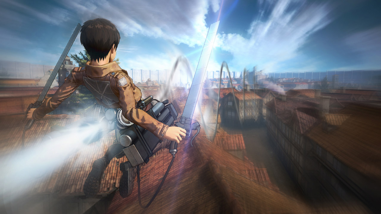 Attack On Titan Gameplay Details And Highres Screenshots