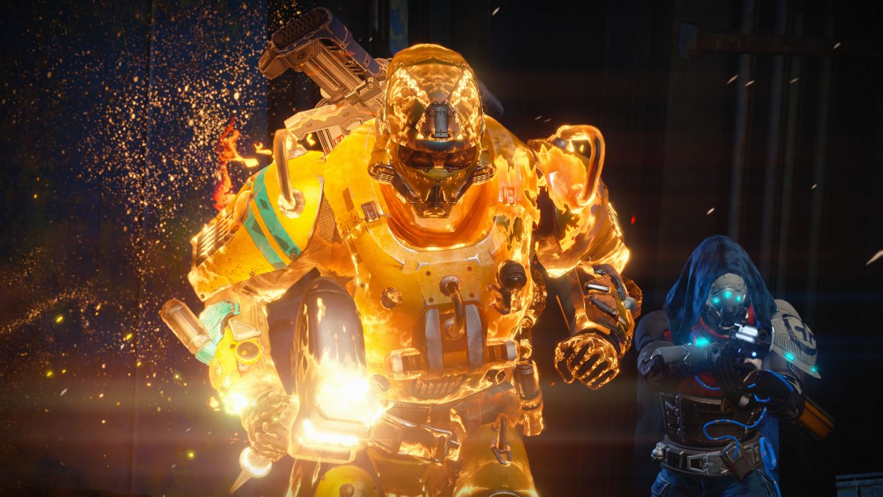 Fall Hunting Wallpaper Destiny The Taken King Goes Live With Small Update And