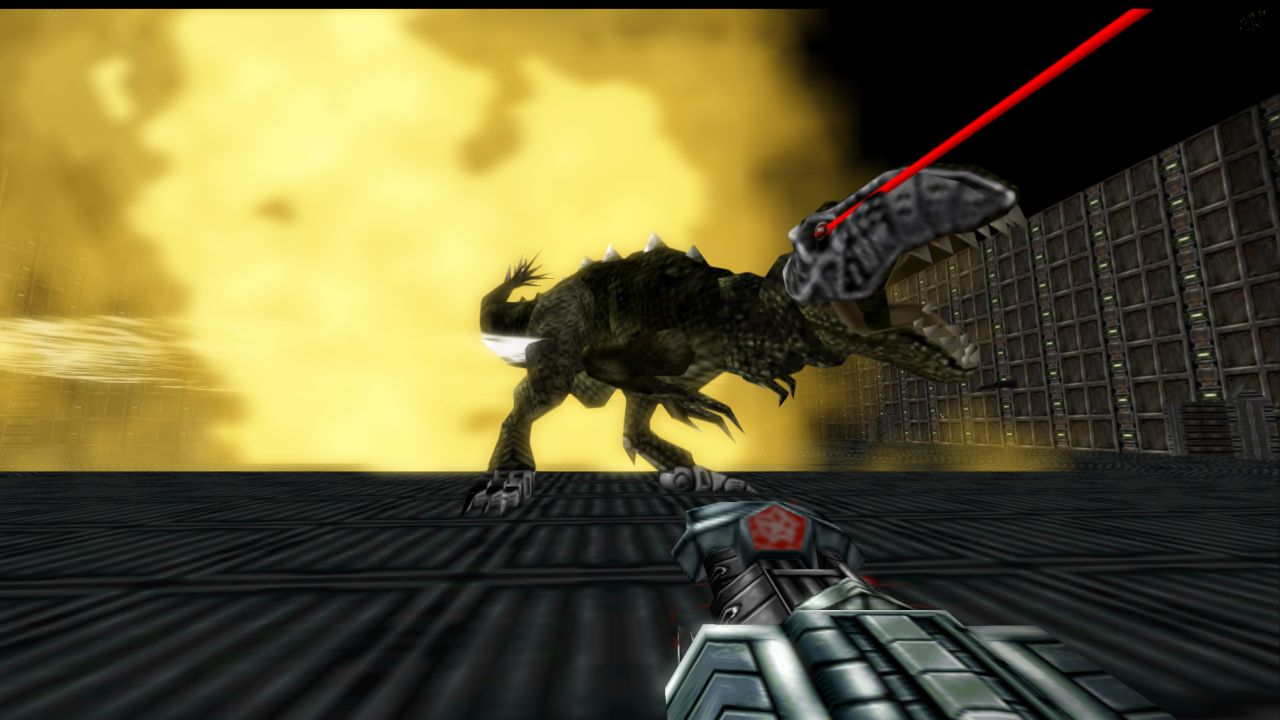 Turok And Turok 2 Being Remastered With Enhanced Graphics