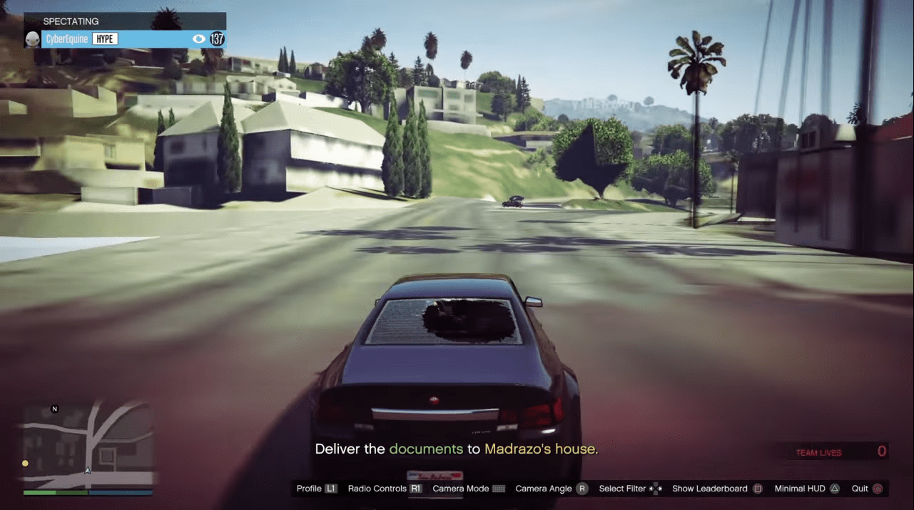 An Amazing GTA 5 Glitch Turns It Into An N64 Game VG247