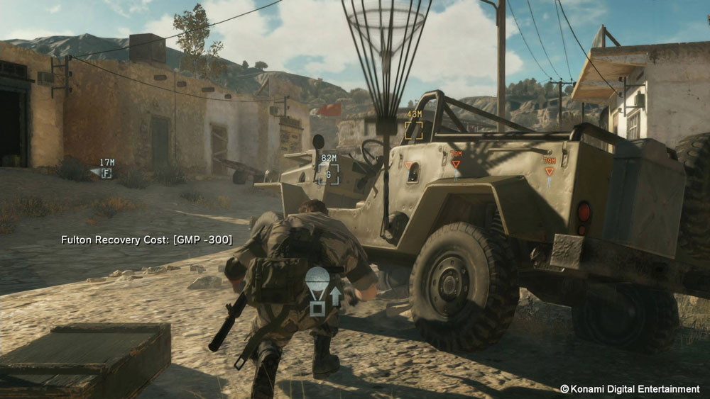 Metal Gear Solid 5 The Phantom Pain How To Get All 12