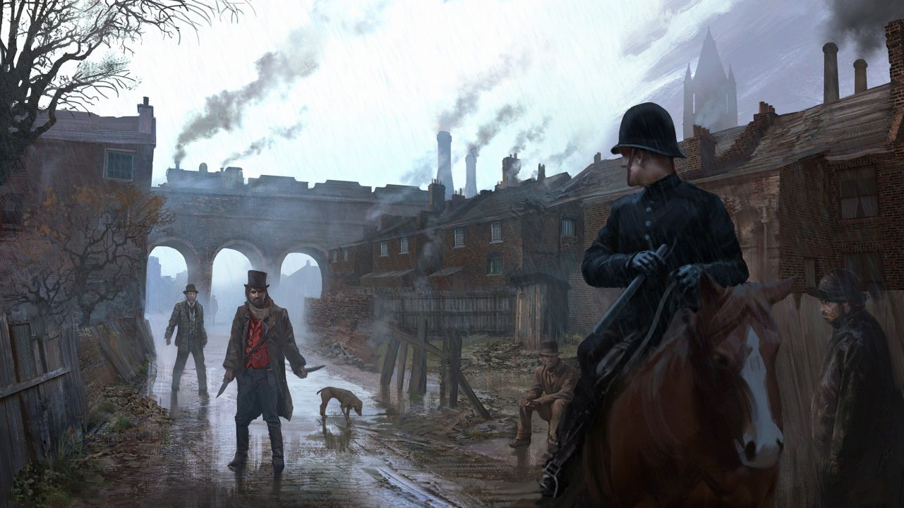 The Great Wall Movie Wallpaper Hd Assassin S Creed Syndicate Tops Uk Chart Vg247