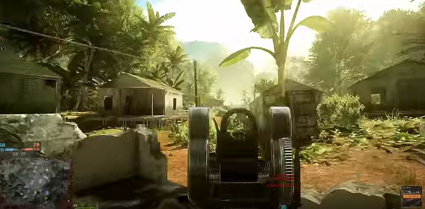 Heres A Look At The Deathmatch Mode In Battlefield 4s Updated Jungle Map VG247