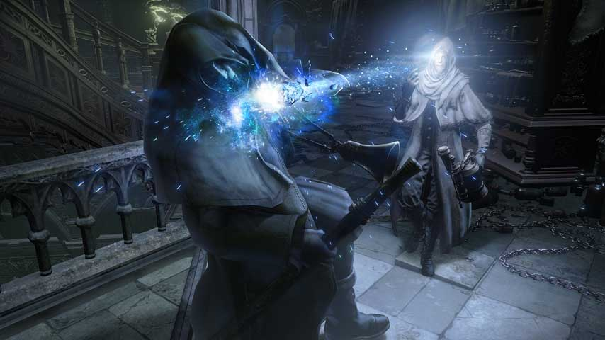 Bloodborne How To Access The Old Hunters DLC VG247