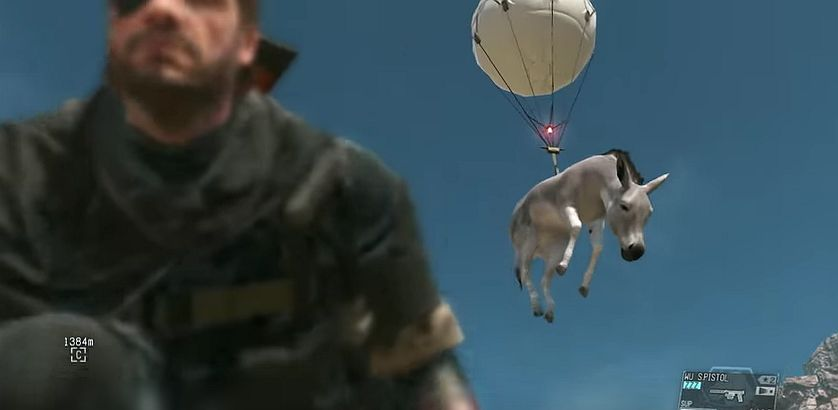 The Fulton Device In Metal Gear Solid 5 The Phantom Pain