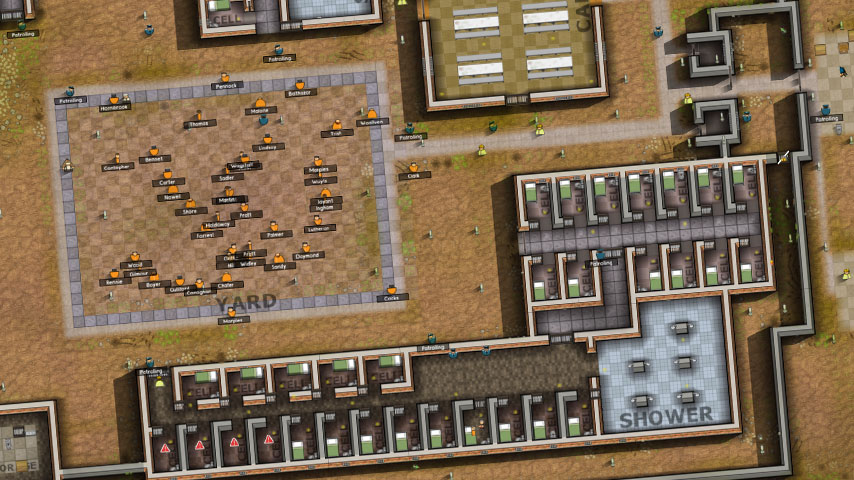 Prison Architect Launching Next Week With All New Mode VG247
