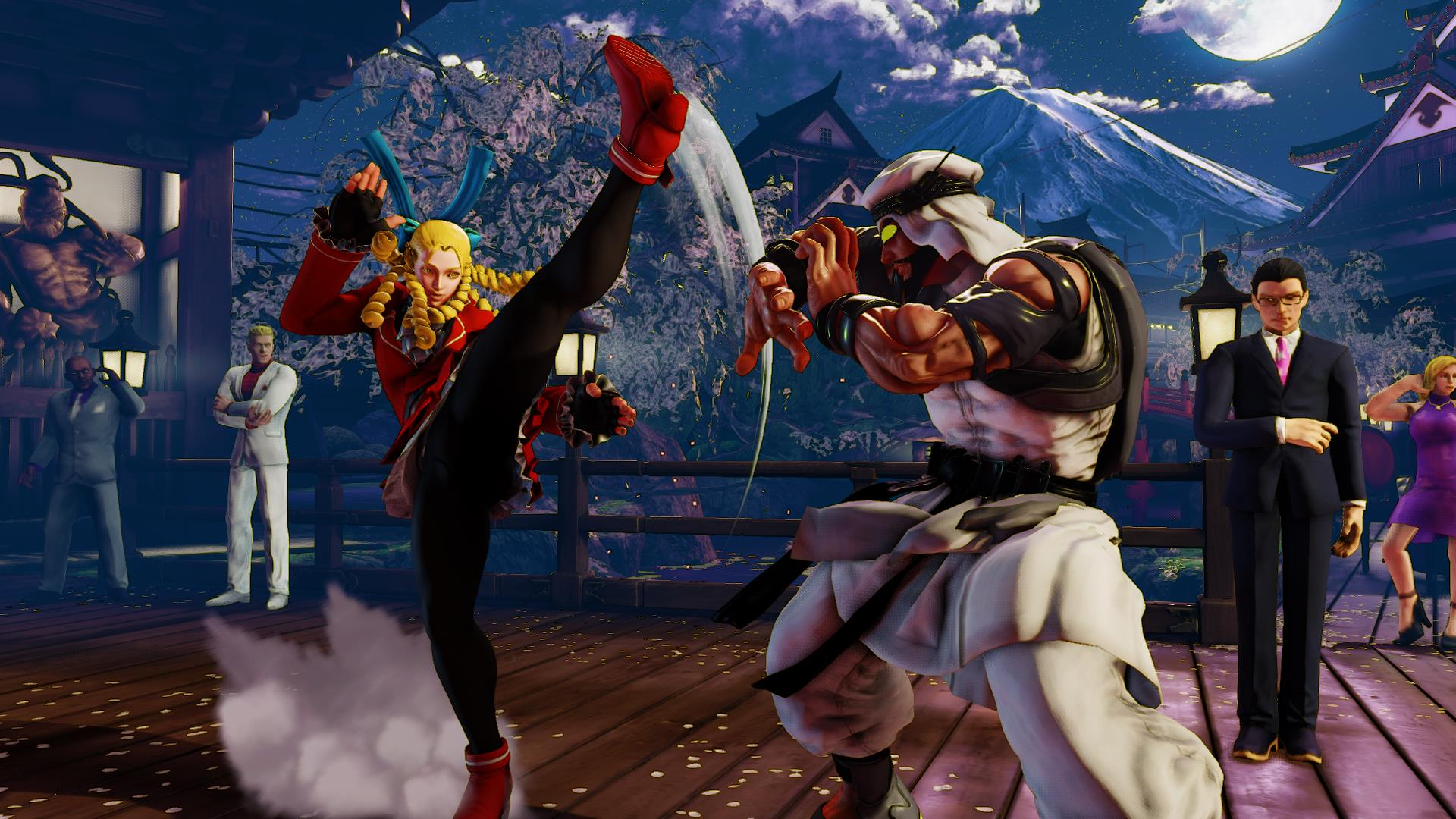 Karin Confirmed For Street Fighter 5, Watch Her In Action