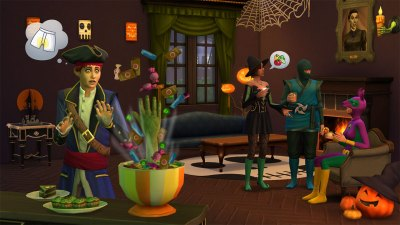 Your Sims are in for a treat this Halloween with the The ...