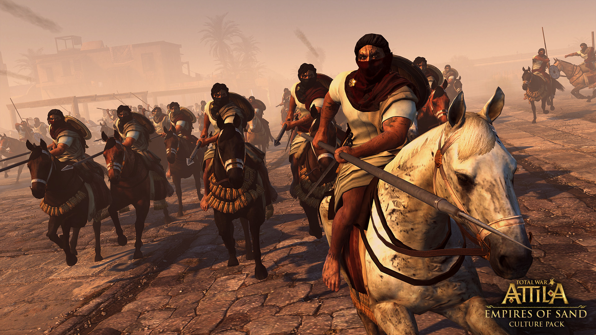 Empires Of Sand Culture Pack Out Next Week For Total War