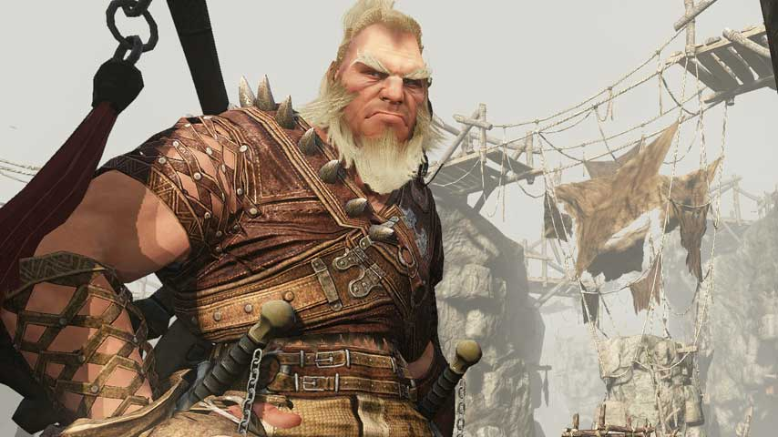 Black Desert Online Second Beta Coming February Character Creator Out Now VG247
