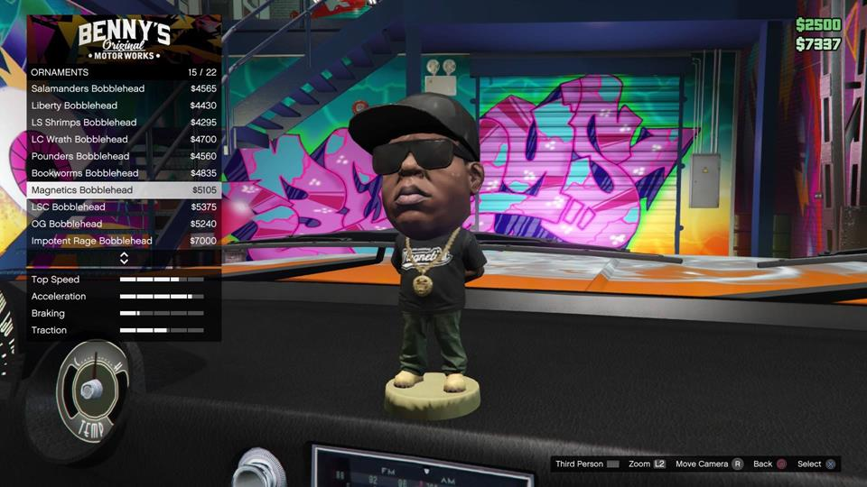 Hot Or Balls Rating GTA Onlines Big Lowrider Changes VG247