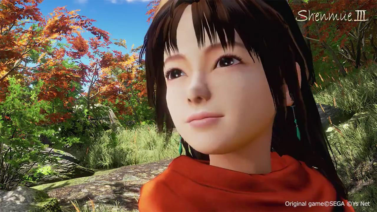Suzuki Reveals Tons Of Brand New Shenmue 3 Info SPOILERS