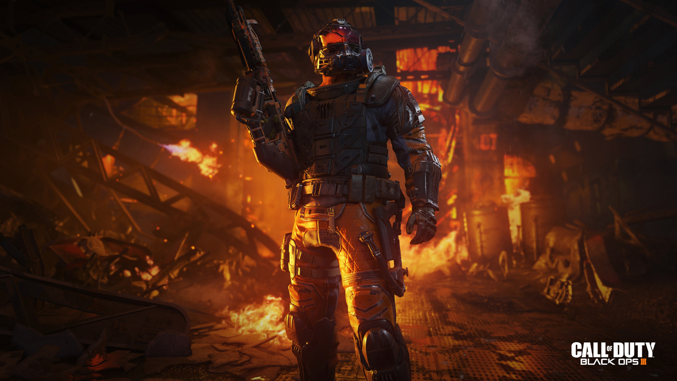 91 Of UK Call Of Duty Black Ops 3 Sales Were On PS4Xbox One VG247
