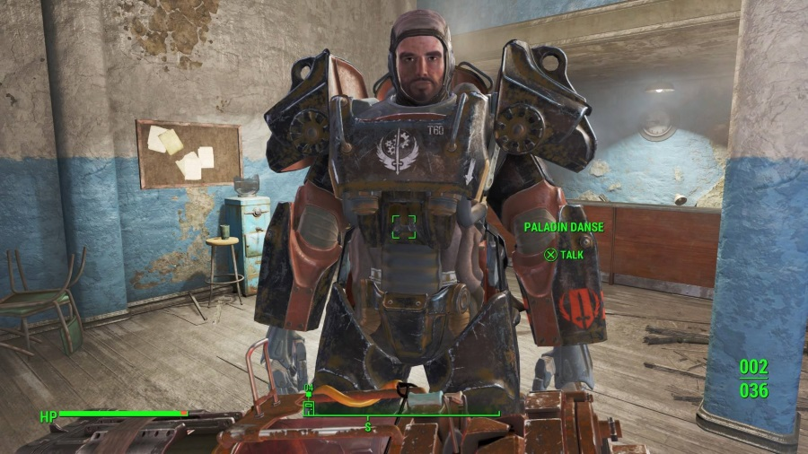 Fallout 4 How To Join The Brotherhood Of Steel VG247