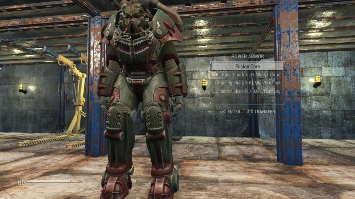 Fallout 4 Players Are Building Very Cool Power Armor