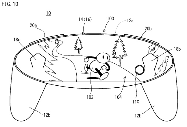 Everyone's very excited about this wacky Nintendo patent