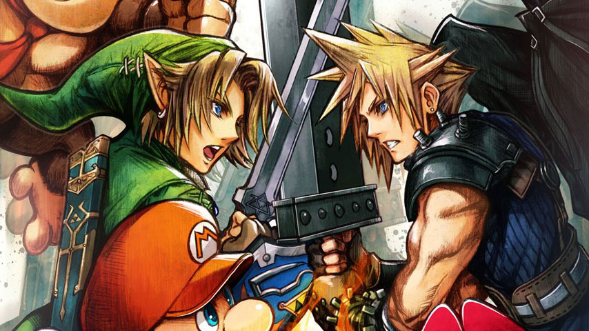 Final Fantasy 7s Cloud Strife Hits Super Smash Bros Today VG247