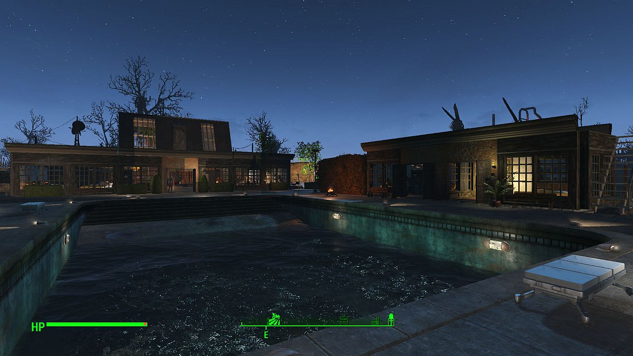 Fallout 4 Player Turns The Slog Into The Poshest