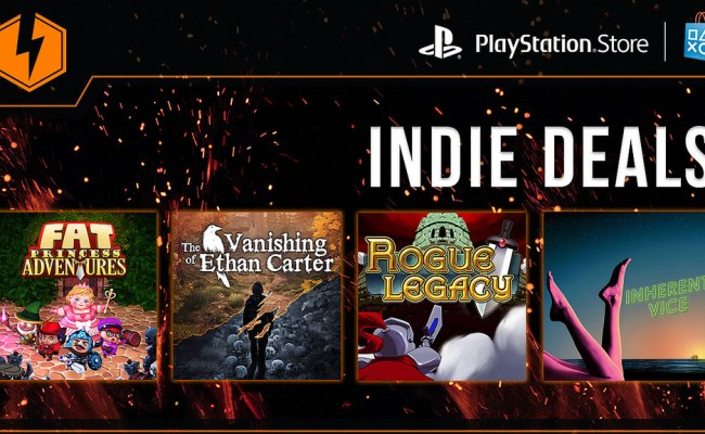 First Playstation Store Flash Sale Of The Year Discounts