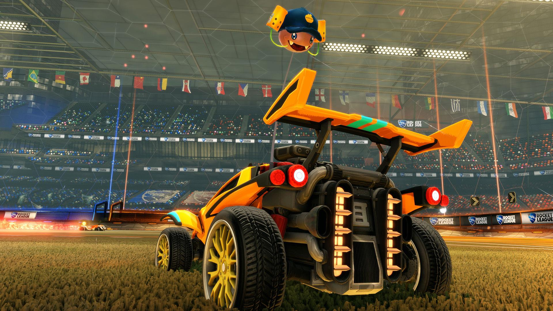 Rocket League PC Xbox One Cross Platform Multiplayer Coming Today VG247