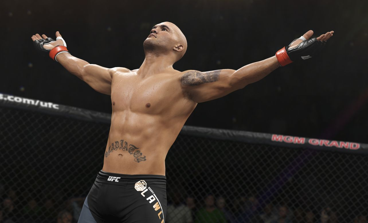 EA Sports UFC 2 Arrives On PS4 And Xbox One In Mid March