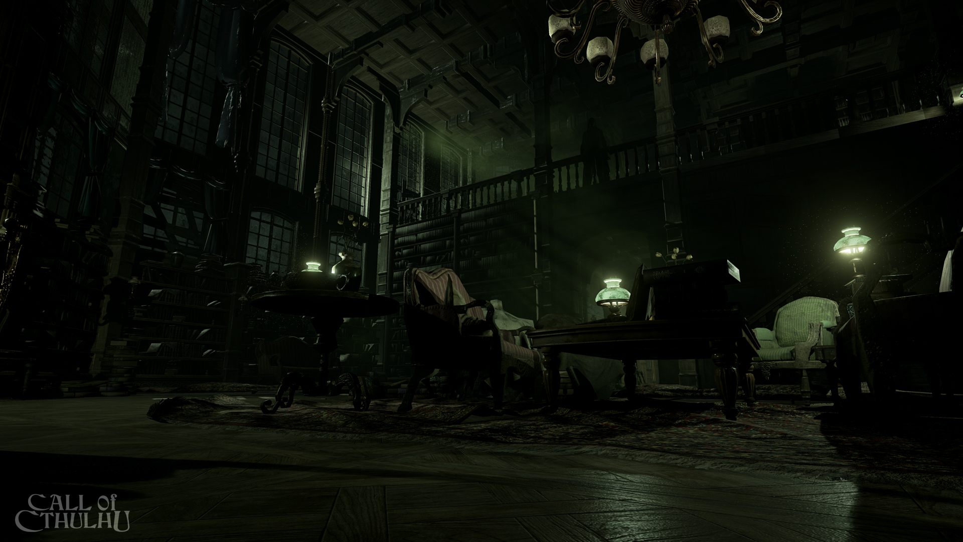 Call Of Cthulhu Out In 2017 First Screenshots Are Rather