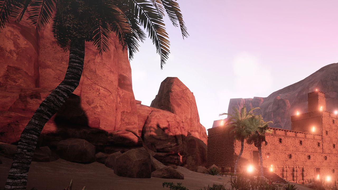 Conan Exiles Dev Diary Takes You Behind The Scenes VG247