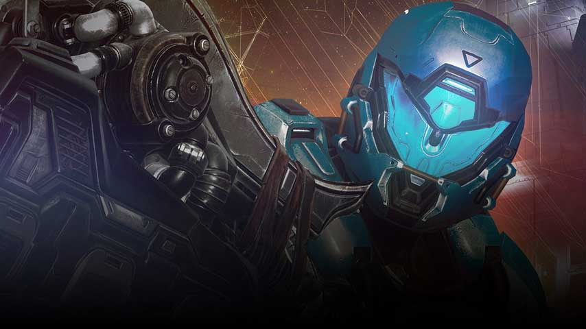 Halo 5 Hammer Storm Update Out Now Co Op Warzone Firefight Mode Inbound VG247