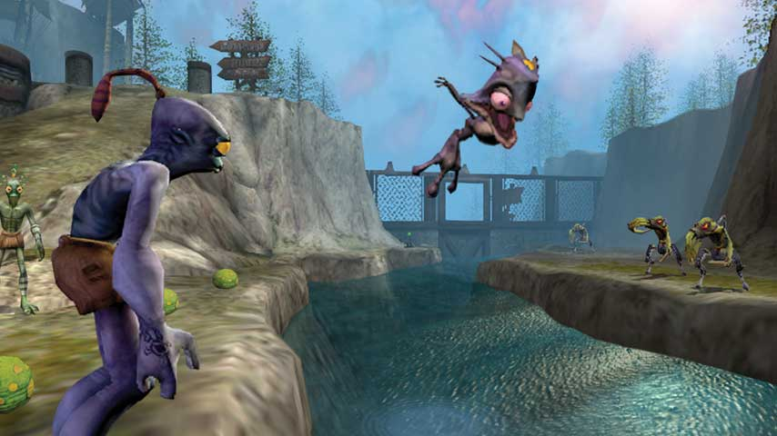 New Port Of Oddworld Munchs Oddysee To Replace Current Steam Release VG247