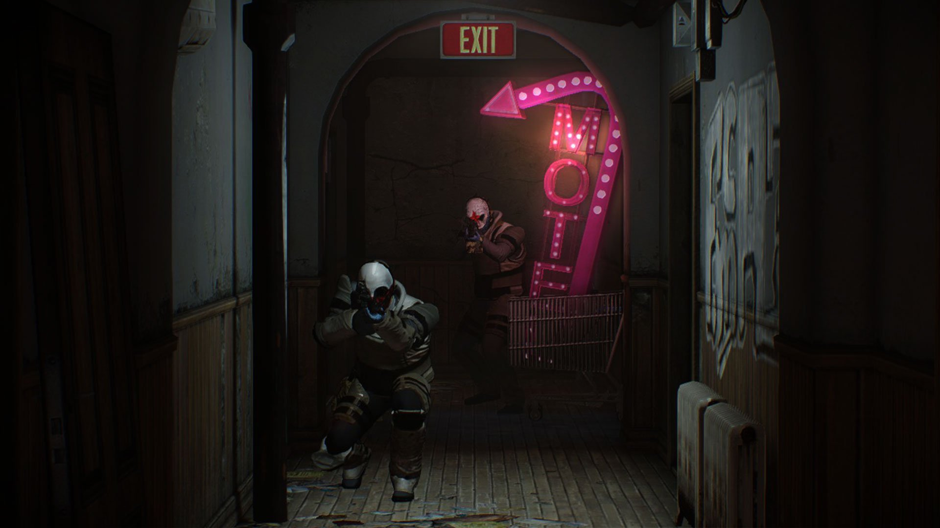 Heres More Information On The PayDay 2 Wolf Pack DLC VG247
