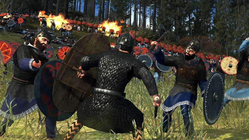 Total War Attila Gets Free Garamantes Faction Slavic