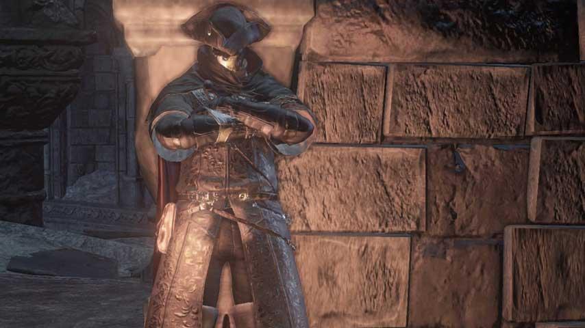Dark Souls 3 Leonhard The Ringfinger And The Black Eye Orb VG247