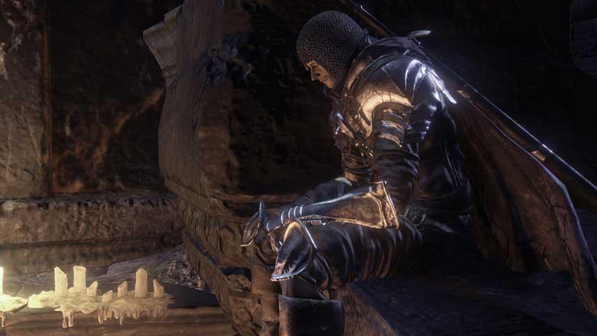 Dark Souls 3 Hawkwood And Dragon Transformation VG247