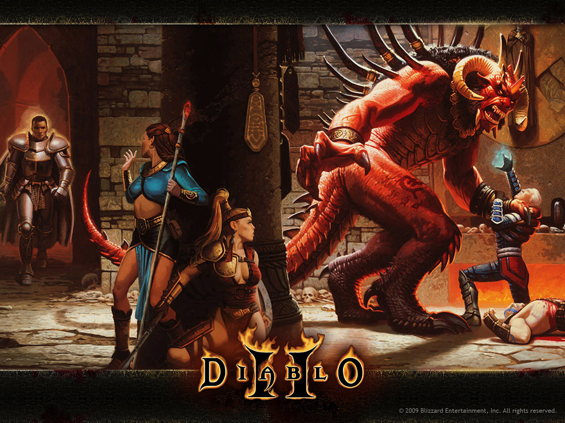 Diablo 2 Gets First Patch In Over Four Years VG247